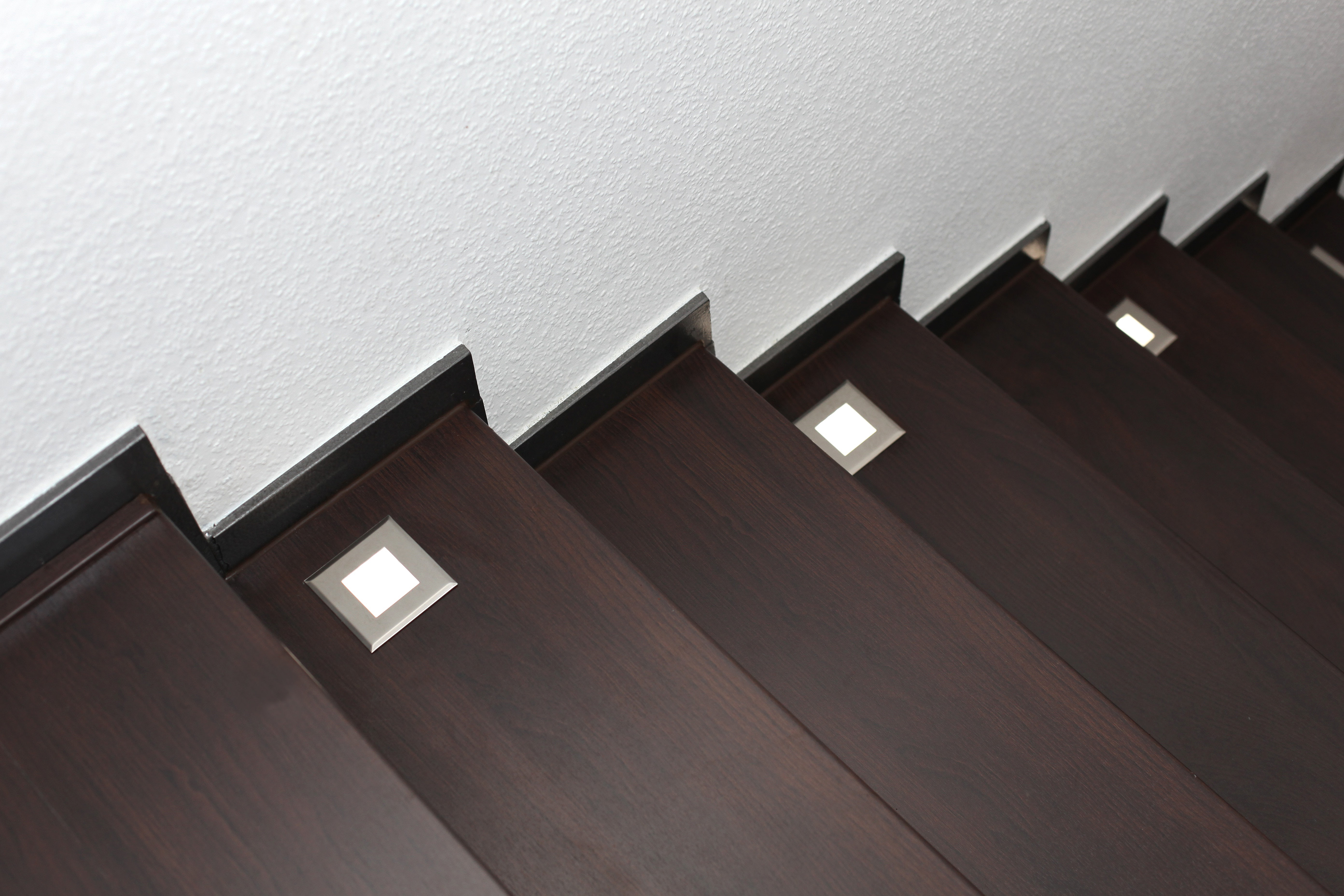 Verlichting in uw trap | Trapreno